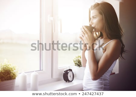 Wake up coffee Stock photo © unikpix