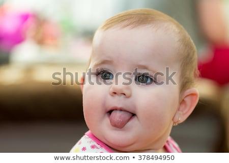 Stick Out Your Tongue Zdjęcia stock © Artush