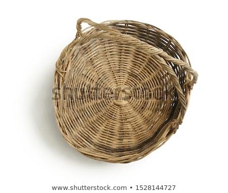 Brown Ratan Background Stock photo © sfinks
