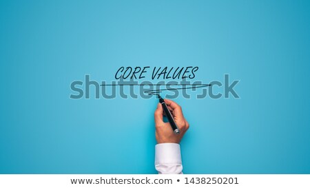 Compliance Blue Marker Stock photo © ivelin
