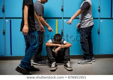 Bully Boy Stock photo © blamb
