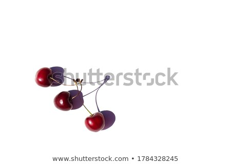 three cherries stock photo © rob_stark