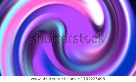 Abstract vortice blu turbinio concettuale Foto d'archivio © Balefire9