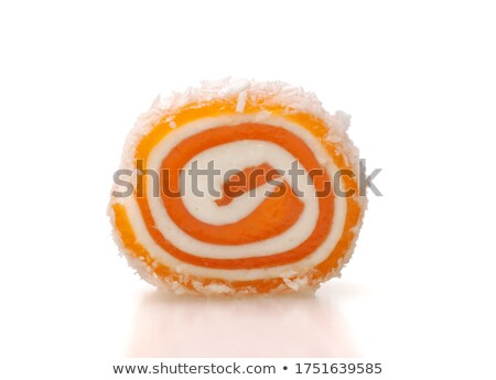 Colorful fruit jelly candies. Close-up Stock photo © ironstealth