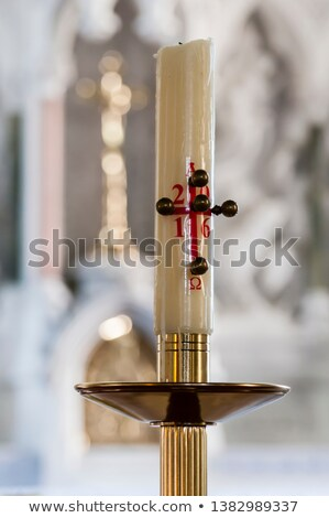 2016 in roman letters Stock photo © SArts