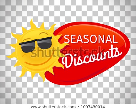 Special Offer Price Sign Transparent Background Stock photo © barbaliss