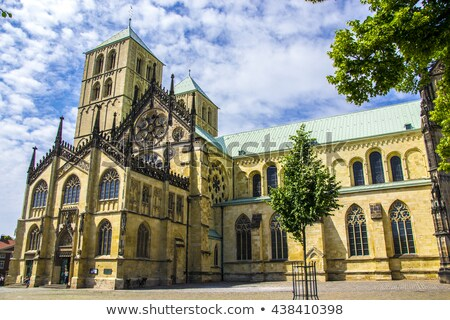Munster Cathedral, Germany Stock photo © borisb17