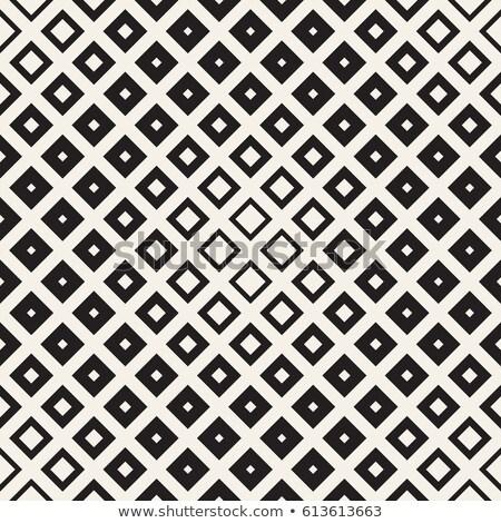 Ismétlés téglalap forma halftone mértani textúra Stock fotó © samolevsky