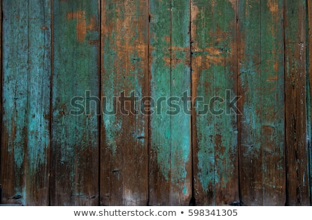 old, grunge wood panels used as background Stock photo © inxti