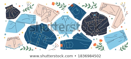 jeans trousers stock photo © donatas1205