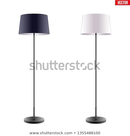 Standing Lamp Stock photo © samsem