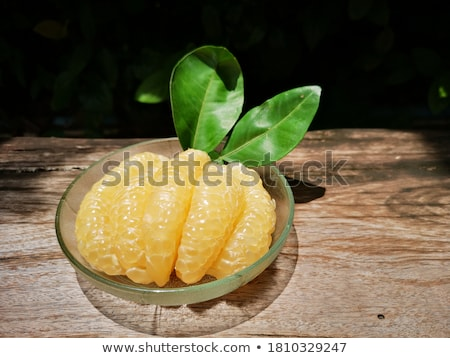 Honey Pomelo Stock photo © manfredxy