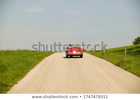 Countryside scene Stock photo © zzve