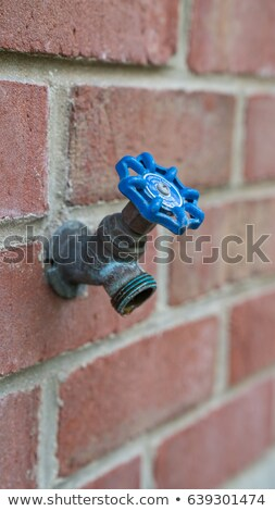 Outdoor Water Faucet Stock photo © rhamm