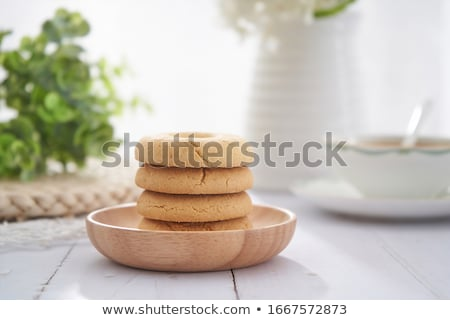 Stock photo: Shortbread Biscuits