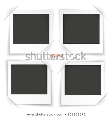 Convert Instant Photo Frame Stock photo © limbi007