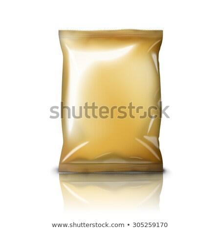 食品 袋 包装 コーヒー ストックフォト © frescomovie