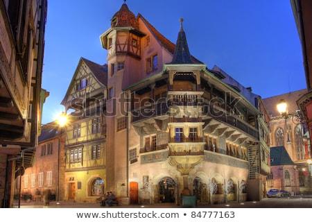 The Pfister house, Colmar, France Stock photo © borisb17