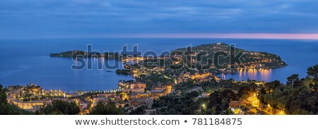 Cap frans kustlijn panoramisch regio Stockfoto © xbrchx