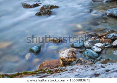 Quiet Stream in the mountains Stock photo © wildnerdpix