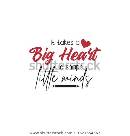 Big Heart Stock photo © Irinavk