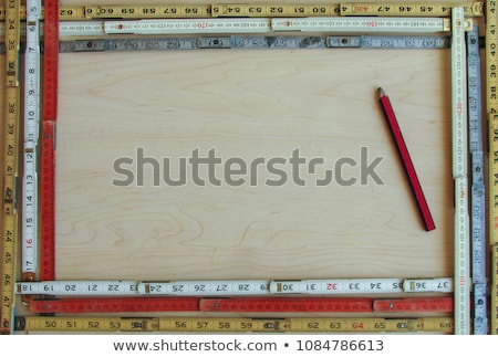 ruler as a frame Stock photo © pdimages