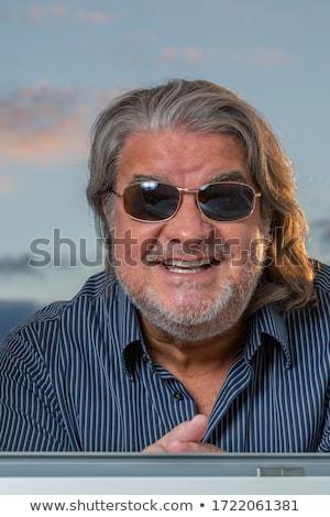 Man wearing sunglasses Stock photo © photography33