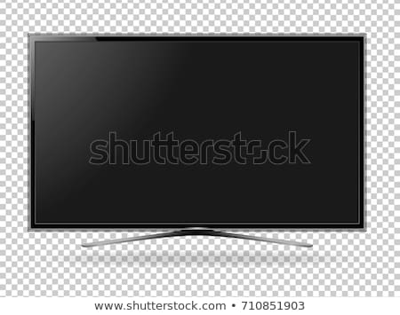 Smart TV Stock photo © chocolatebrandy