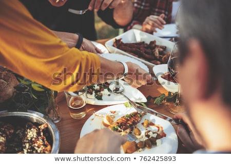 место · пикника · идеальный · семьи - Сток-фото © vavlt