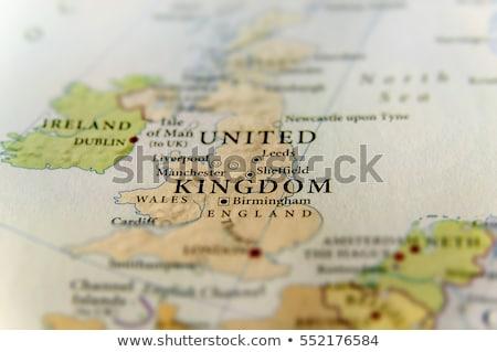 European country United Kingdom Stock photo © badmanproduction