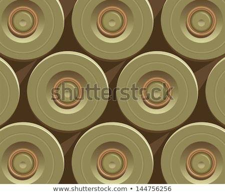 Bullet schelpen witte sport achtergrond Stockfoto © nito