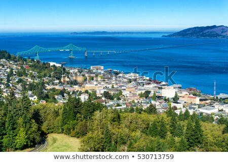 City of Astoria, Oregon stock photo © pngstudio