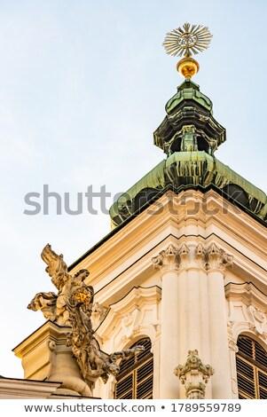 Graz · cityscape · typique · historique · bâtiment - photo stock © pixachi