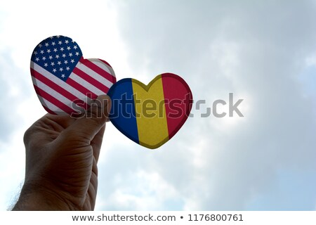 usa romania stock photo © tony4urban