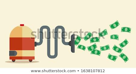 Debt Vacuum Stock photo © cteconsulting