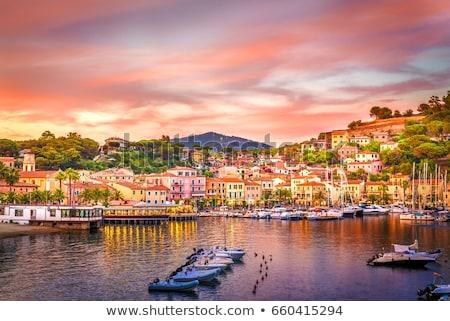 View of Elba island, Tuscany Italy Stock photo © master1305