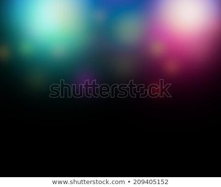 abstract · Blur · paars · christmas · lichten · partij - stockfoto © lenapix