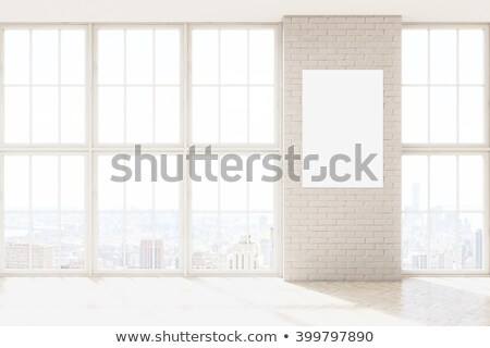 Master Class on White Brick Wall. Stock photo © tashatuvango