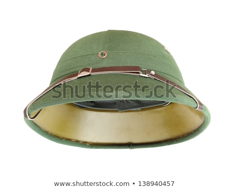 Pith helmet cut out Stock photo © RTimages