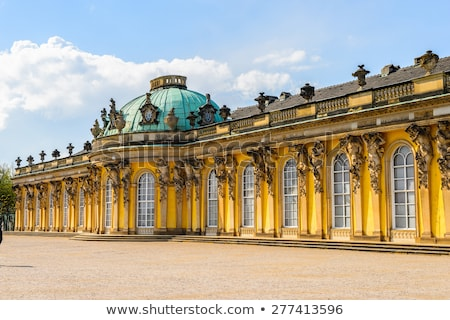 Palace Sanssouci in Potsdam near Berlin. Germany  Stock photo © Massonforstock