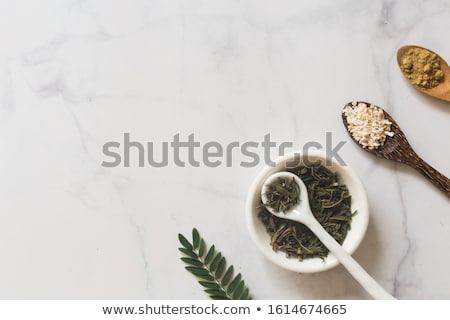 medical marijuana set stock photo © netkov1