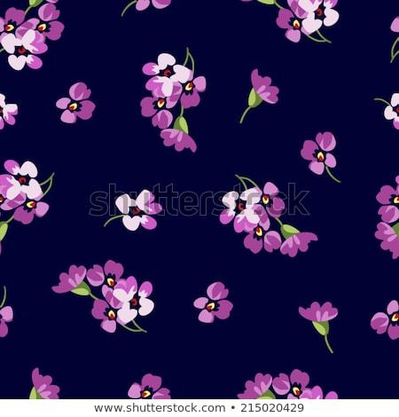 весенний цветок букет цвести аннотация цветочный Blossom Сток-фото © Anneleven