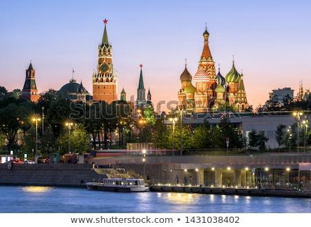 лет Москва реке воды трава древесины Сток-фото © Paha_L