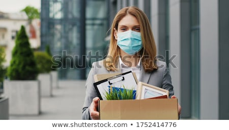 Portrait of a white collar worker Stock photo © photography33