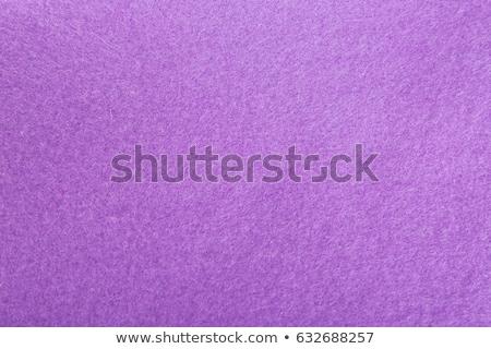 Felt Fabric Texture - Violet Stock photo © eldadcarin