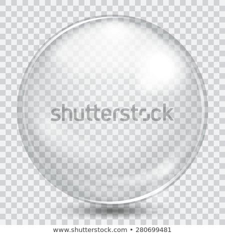 glass orb Stock photo © nicemonkey