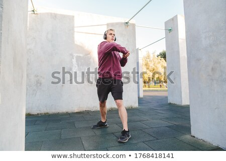 Kas erkek gözlük mükemmel Stok fotoğraf © grafvision