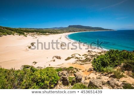 Praia costa Espanha azul viajar areia Foto stock © EwaStudio