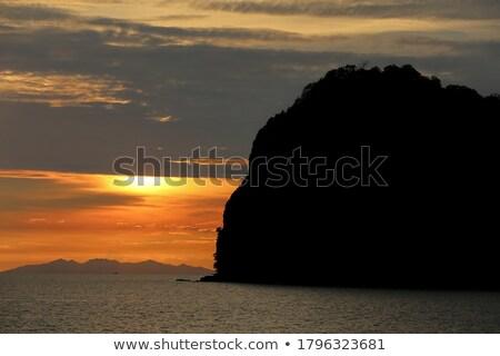 Sangiang Island, Indonesia Stock photo © eddywu