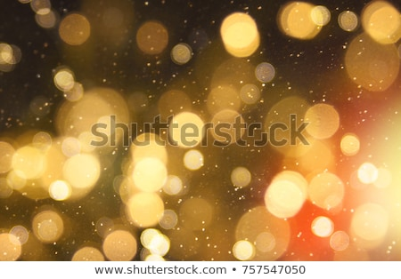 Abstract of Bright Bokeh Lights Stock photo © StephanieFrey